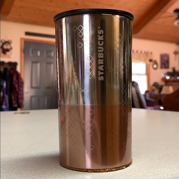 Starbucks Other Thermal 8 Oz Cup With Lid Poshmark